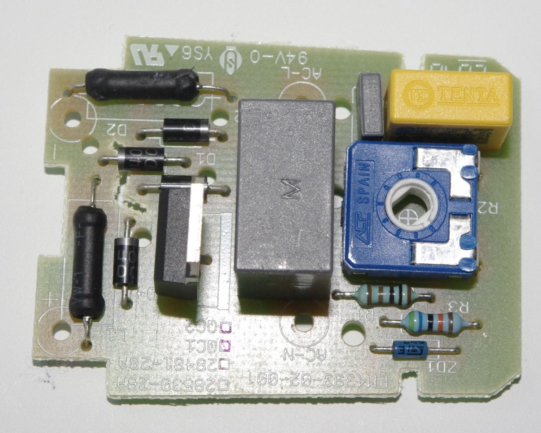PROXXON 28492-24 Regelung Platine für Langhals-Winkelbohrmaschine LWB/E (WB220/E)