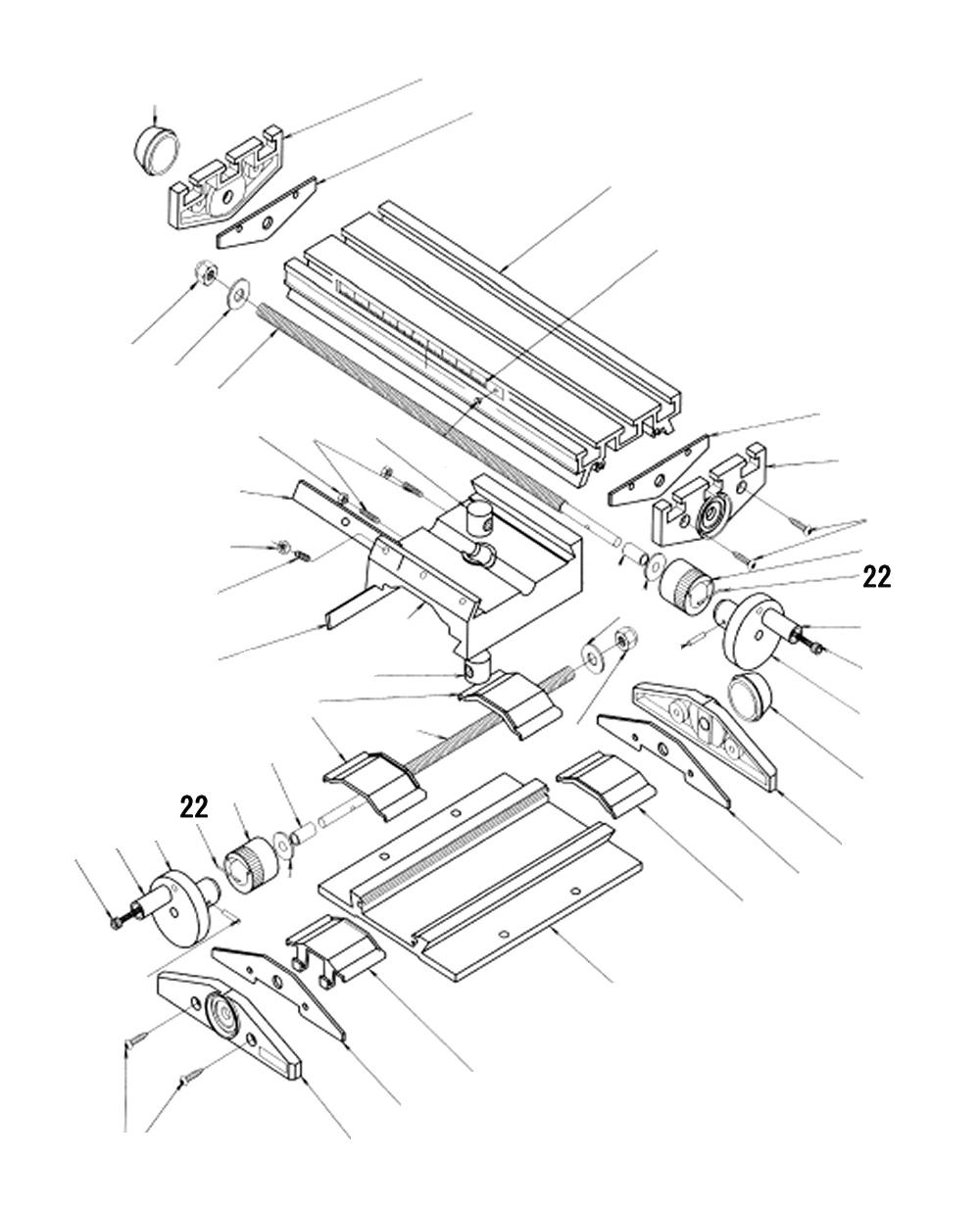 PROXXON 27110-22 Feder für Micro-Fräse MF 70