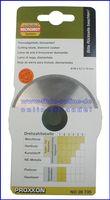 PROXXON 28735 diamantiertes Sägeblatt für Tischkreissäge FKS/E + FET