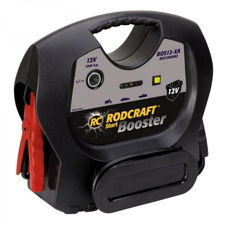 RODCRAFT BOS12 XA Batterie Booster Akkupack 12 Volt Modell 8951000062