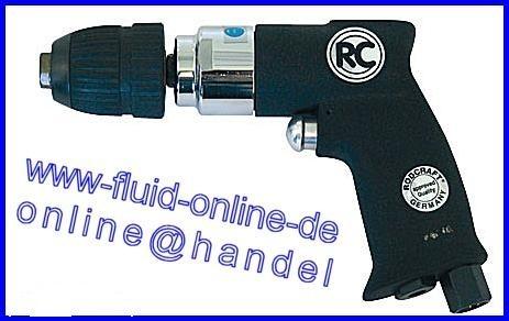 RODCRAFT 4500 Bohrmaschine mit RÖHM Bohrfutter - Modell 8951073021