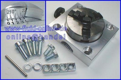 PROXXON 24264 Teilapparat für Microfräse MF 70 & KT 70