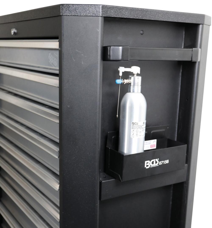 BGS 67156 Spraydosen Ablage magnetisch Breite 210mm