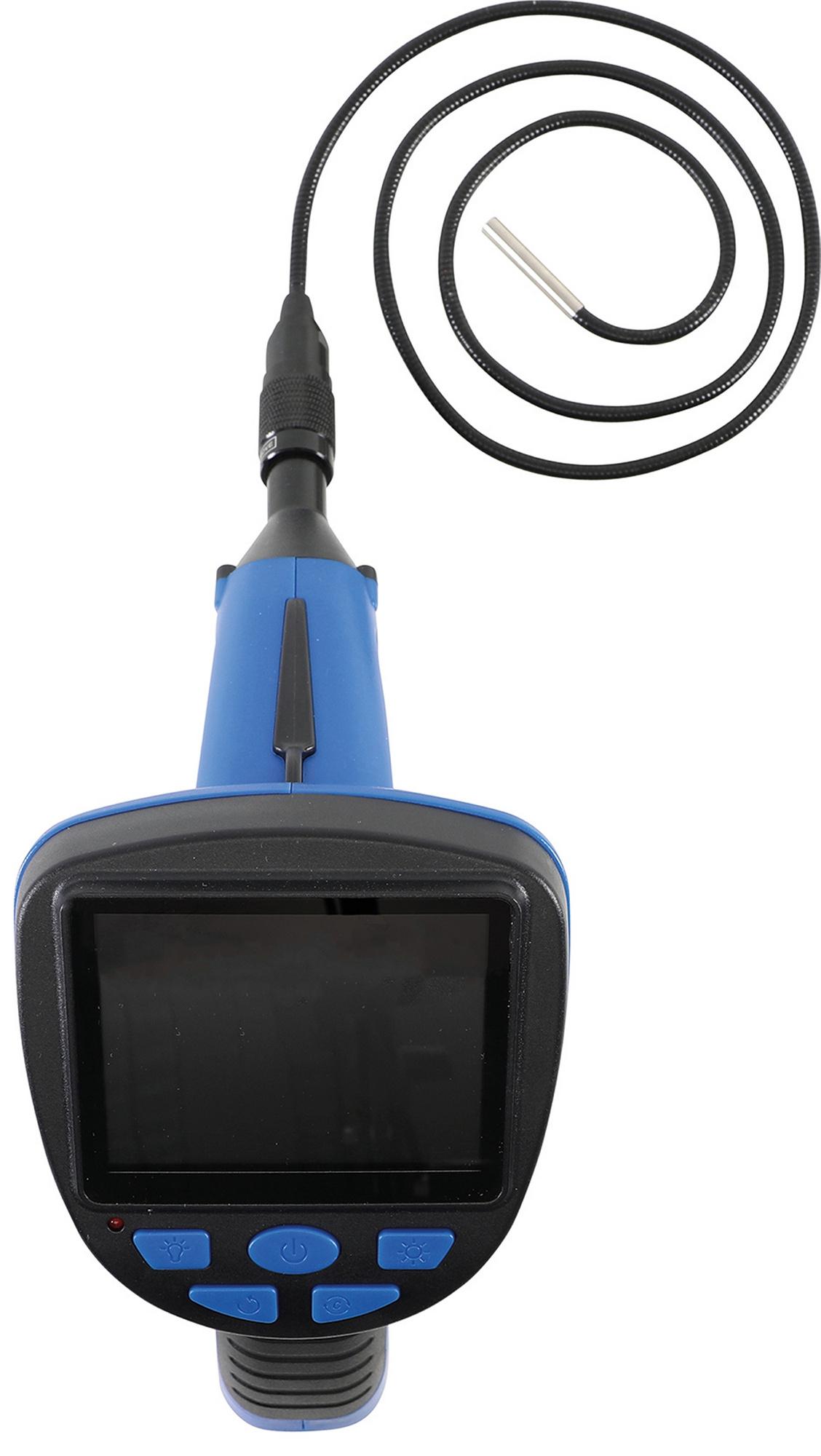 BGS 63247 Farb Endoskop mit Farbkamera mit LCD-Monitor