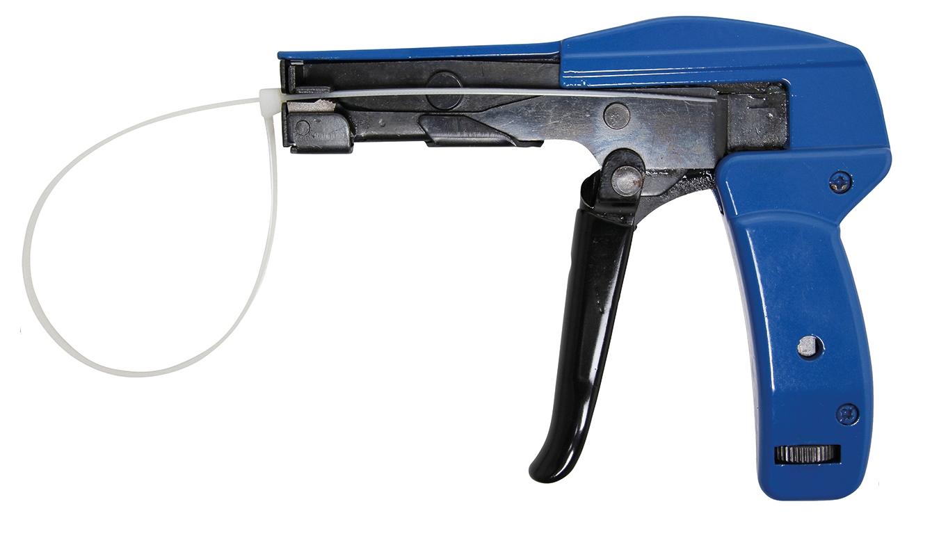 BGS 9368 Spannpistole für Kabelbinder 2,4 - 4,8mm stabile Ausführung