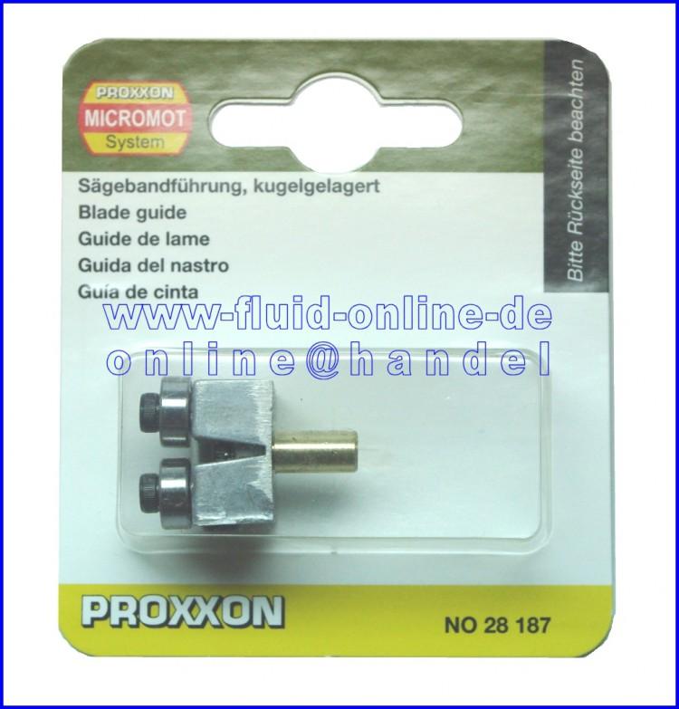 PROXXON 28187 Bandführung für Bandsäge MBS240/E