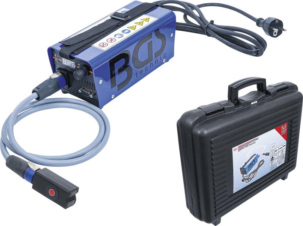 BGS 70106 Induktionsheizgerät 2,0kW zum Ausbeulen