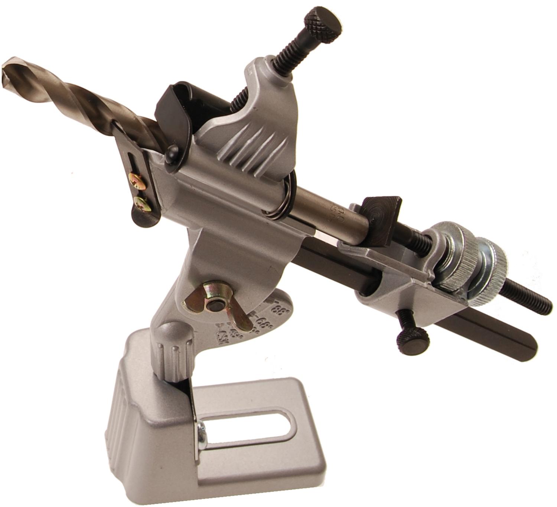 BGS 3200 Anschleifvorrichtung für Spiralbohrer Ø3-19mm für Schleifbock
