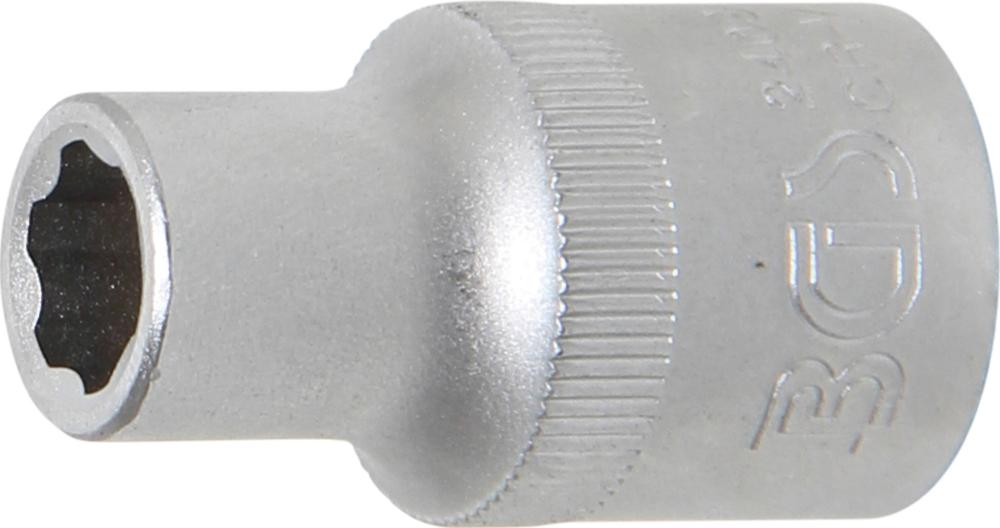 BGS 2409 Nuss / Stecknuss 9mm Super Lock Wellenprofil Antrieb 12,5mm (1/2