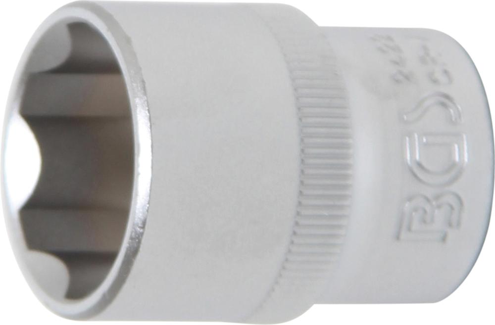 BGS 2422 Nuss / Stecknuss 22mm Super Lock Wellenprofil Antrieb 12,5mm (1/2