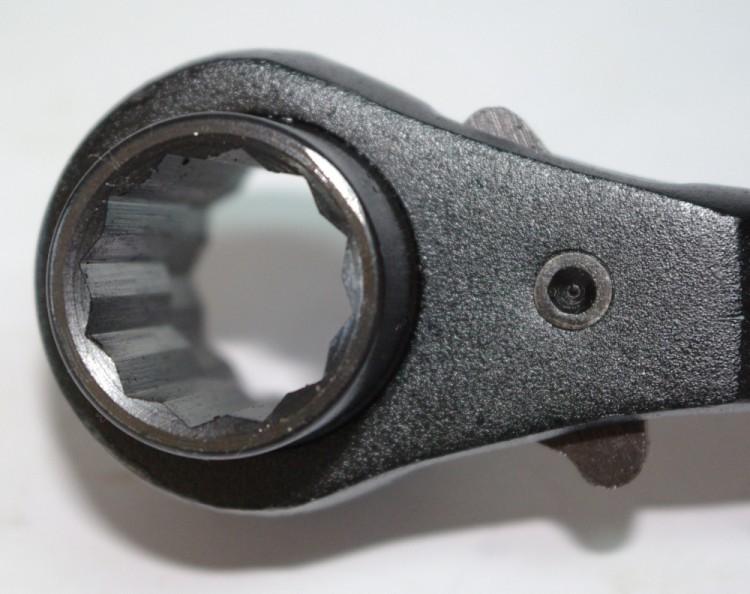 BGS 310 Gerüstbauknarre 19 x 22mm Gerüstbauratsche Japanratsche Knarre Gerüstbau