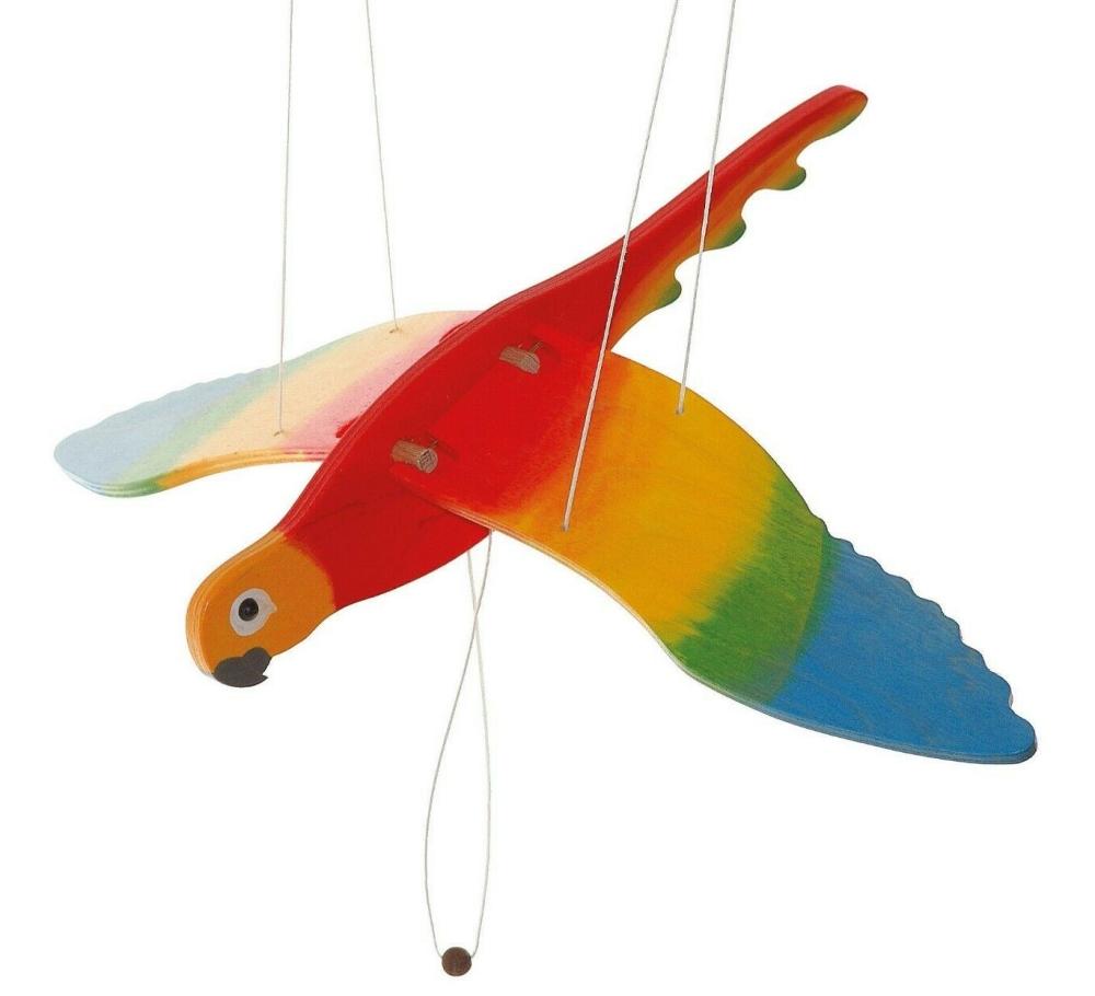 OSTHEIMER 5520098 Mobile Papagei