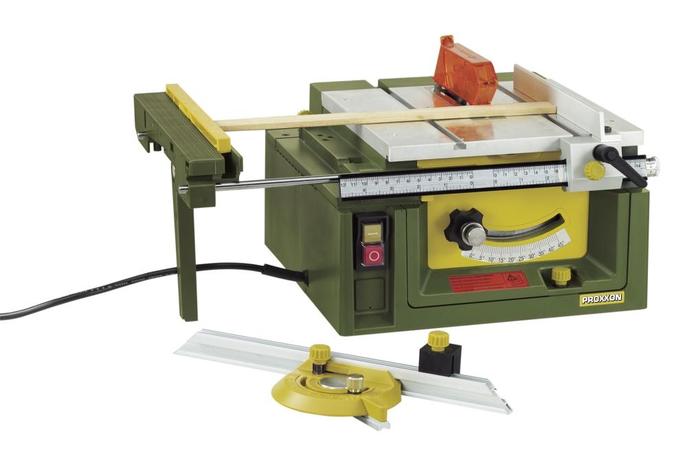 PROXXON 27070 Feinschnitt Tischkreissäge FET mit fester Drehzahl