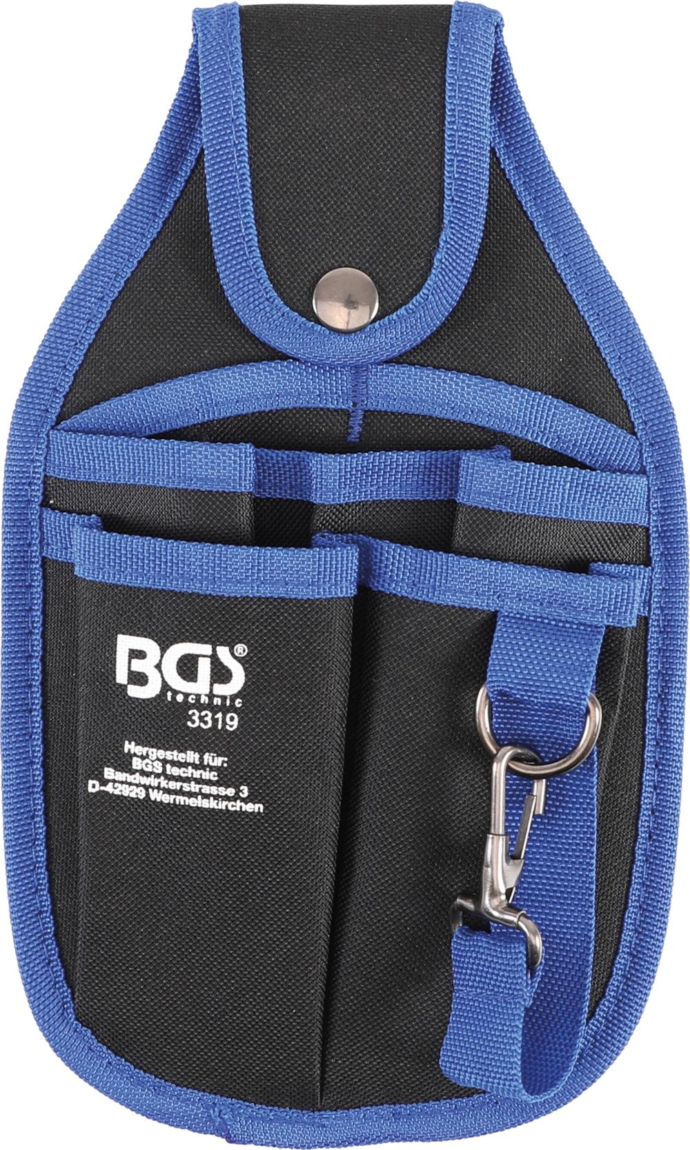 BGS 3319 Gürteltasche aus Nylon