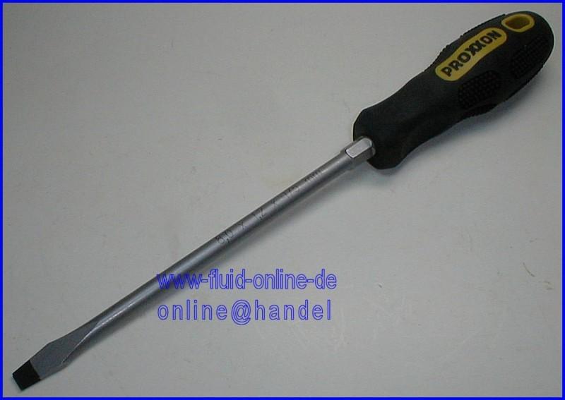 PROXXON 22018 FLEX DOT Schraubendreher Schlitz 8,0x1,2x 175mm