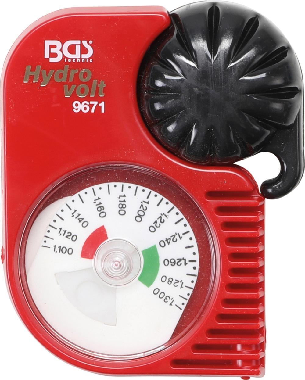 BGS 9671 Prüfer für Batteriesäure Hydrovolt