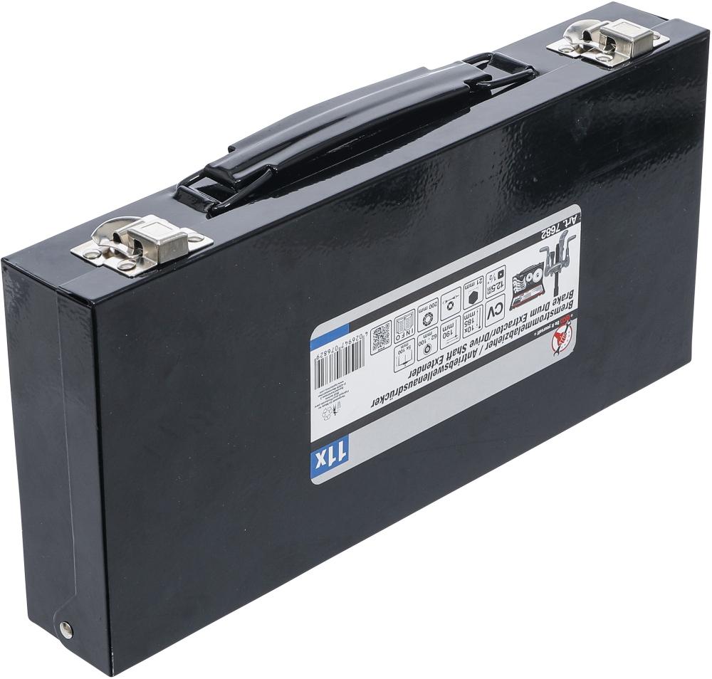 BGS Kraftmann 7682 Bremstrommelabzieher / Antriebswellenausdrücker 5 armig universal
