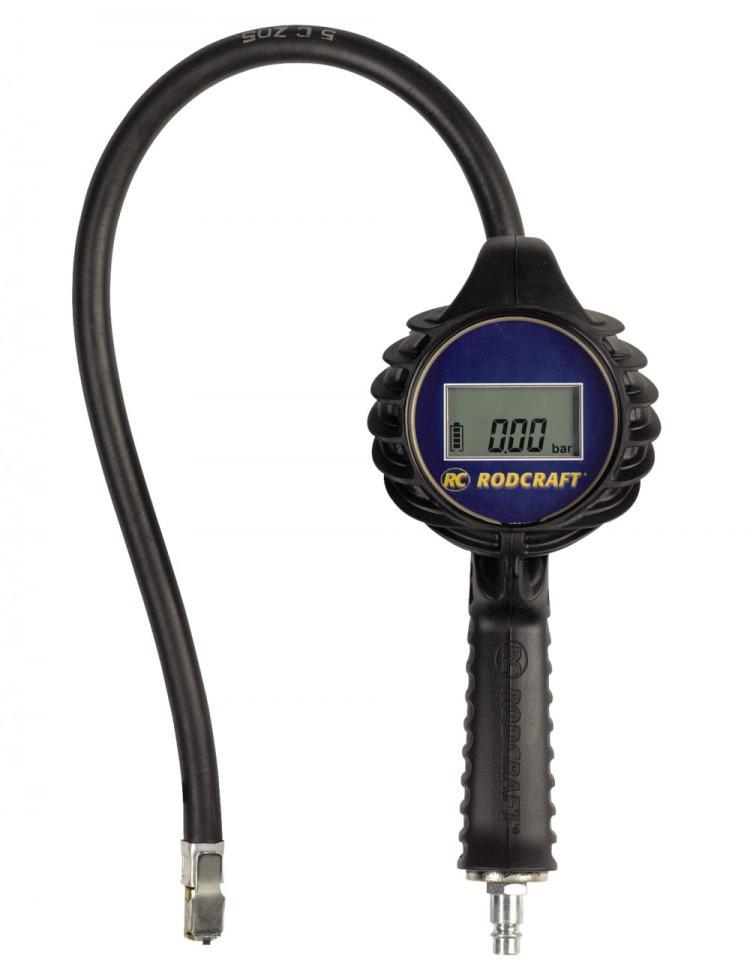 RODCRAFT RFP03DG Digitaler Handreifenfüller / Reifenfüller - Modell 8951011020