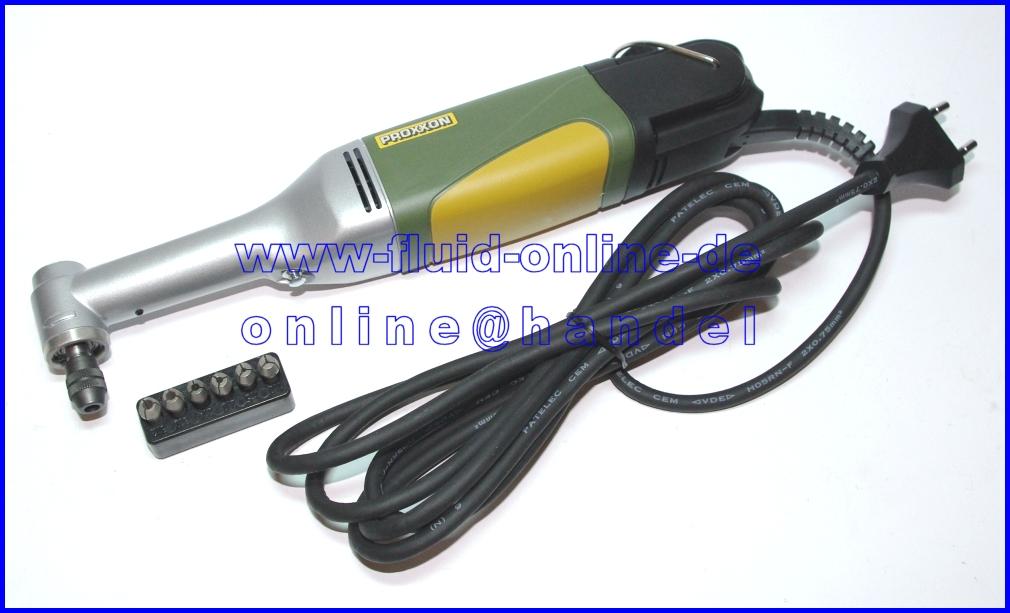 Proxxon Langhals-Winkelbohrmaschine LWB//E 28492