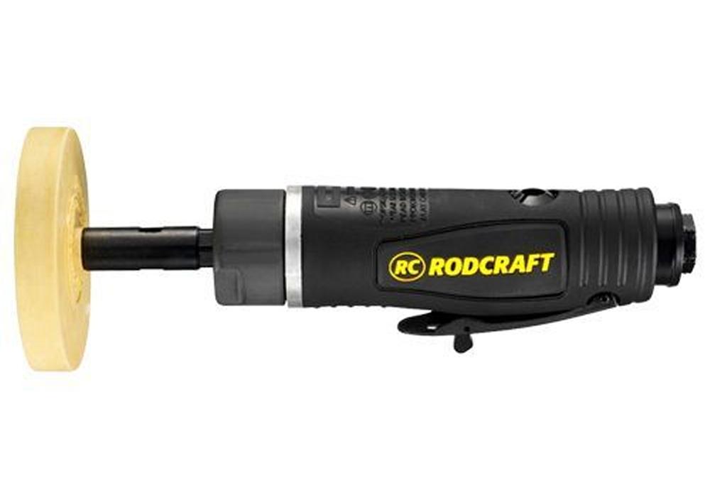 RODCRAFT RC7037 Stabschleifer mit Radieraufsatz Folienradierer Komposit Radierer