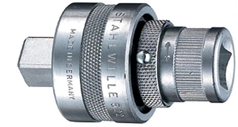 STAHLWILLE 522 Aufsteckknarre Antrieb 12,5mm (1/2') - 13140000