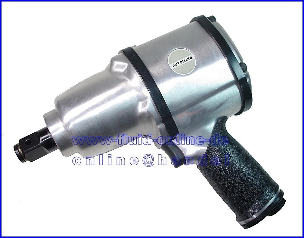 """AUTOMATE AM2024 Druckluft Schlagschrauber max. 800 Nm Antrieb 12,5mm (1/2"""")"""