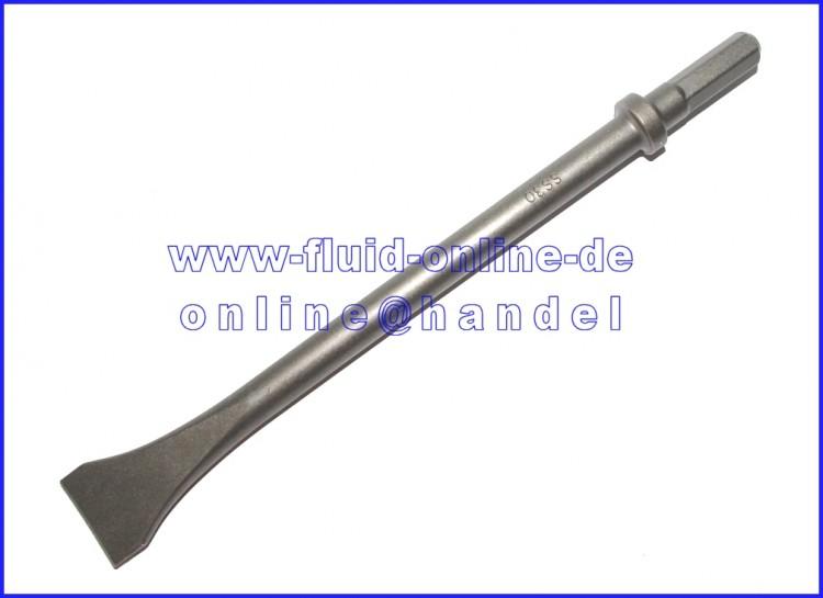 RODCRAFT SS30 Flachmeißel Breite 30mm Länge 205mm 11mm Sechskant