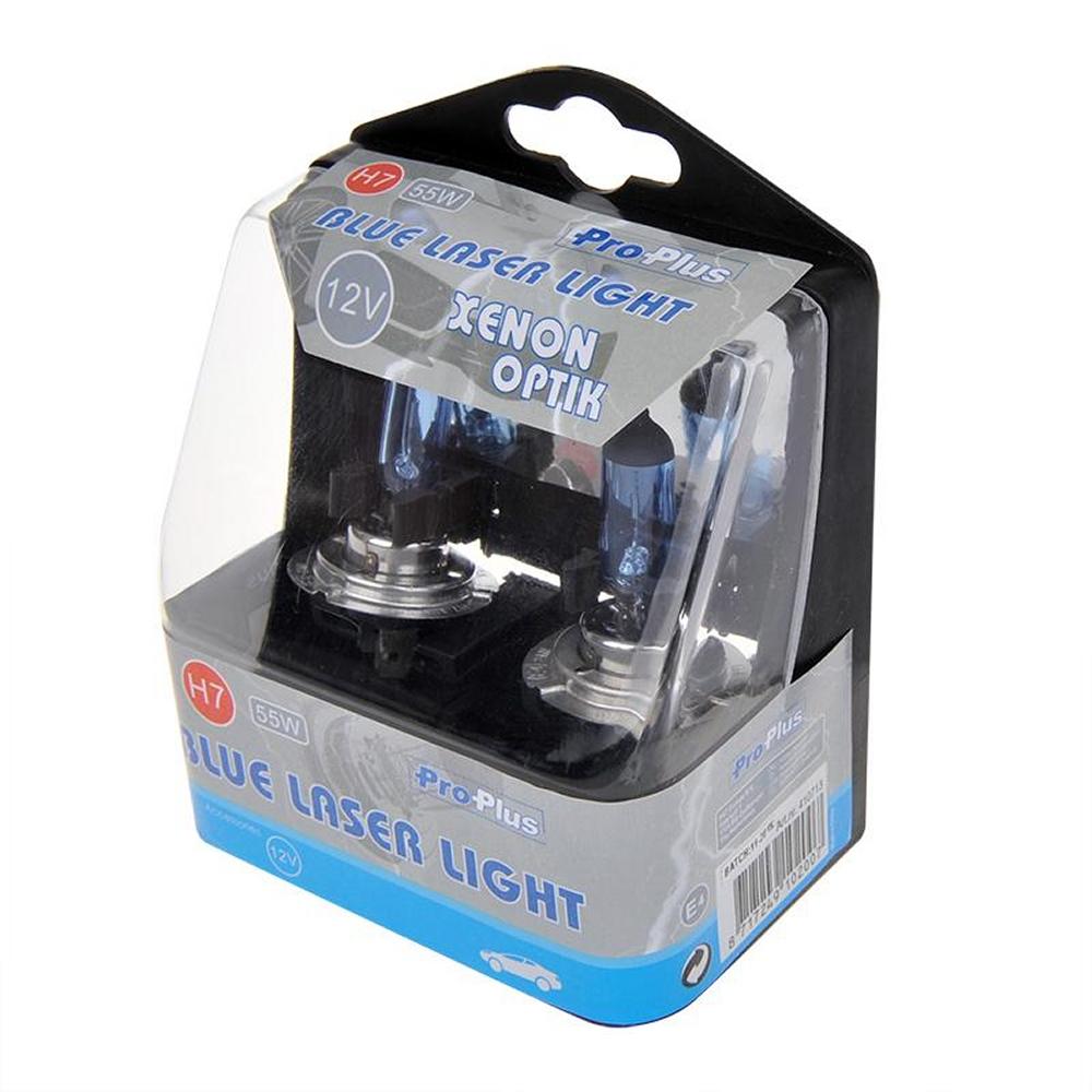 h7 lampen xenon optik