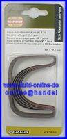 PROXXON 28583 Schleifband Korn 80 für Bandschleifer BS/E BSL 220/E