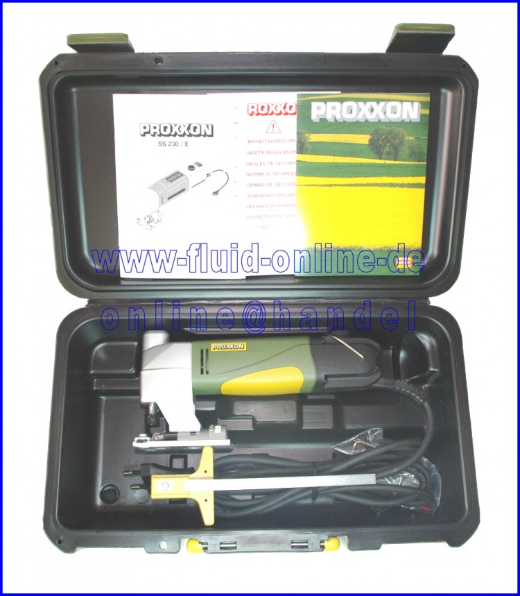 PROXXON 28530 Super Stichsäge STS/E 230 Volt mit Koffer