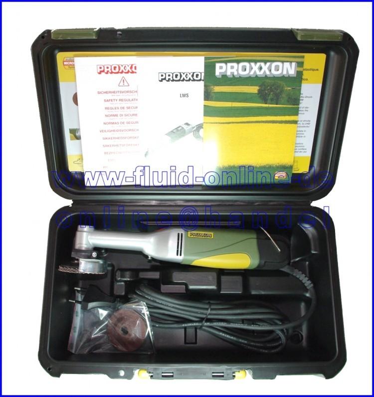 PROXXON 28547 Langhals-Winkelschleifer Langhalswinkelschleifer LHW LWS