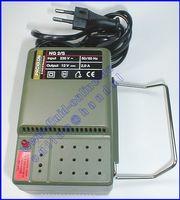 PROXXON 28706 MICROMOT Netzgerät Netzteil NG2/S ohne Drehzahlreglung