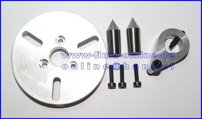 PROXXON 24070 Spitzendreheinrichtung für Drehmaschine PD230/e