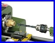 PROXXON 24020 Industriebohrfutter für Drehmaschine PD250/e PD230/e PD210