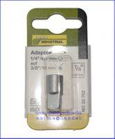 PROXXON 23782 Adapter 6,3mm (1/4 ) Innen auf 10mm (3/8 ) Außen