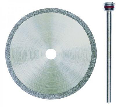 PROXXON 28842 Diamanttrennscheibe, 38 mm + 1 Träger