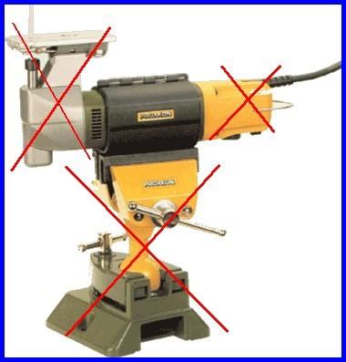 PROXXON 28410 MICROMOT Gerätehalter