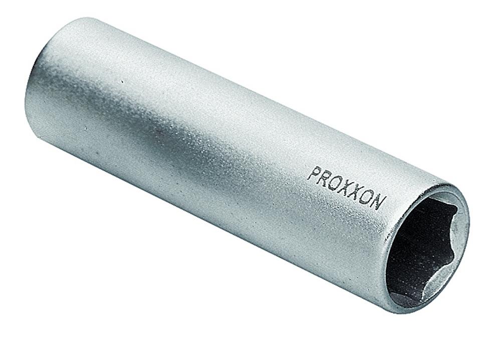 """PROXXON 23778 Tiefbett Steckschlüsseleinsatz / Nuss 10mm Antrieb 6,3mm (1/4"""")"""