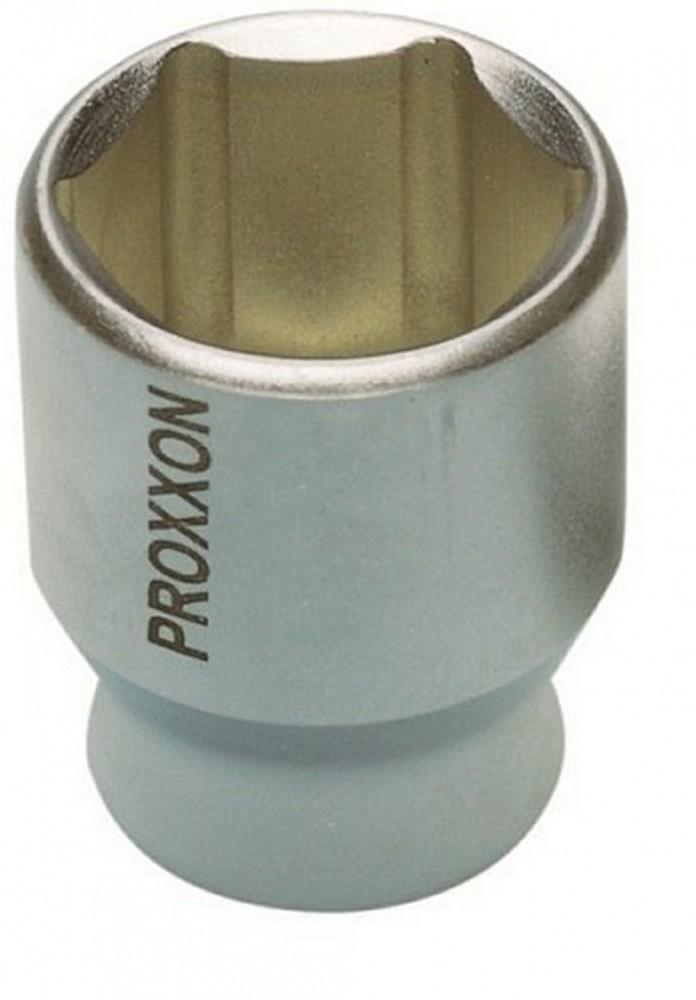 PROXXON 23526 Steckschlüsseleinsatz / Nuss 21mm Antrieb 10mm (3/8')