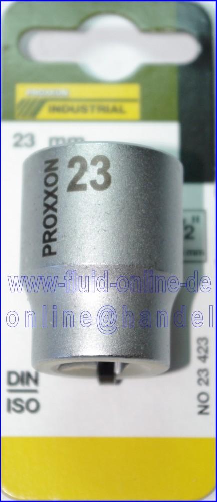 "Proxxon 1//2/"" Steckschlüsseleinsatz,30 mm 23428"