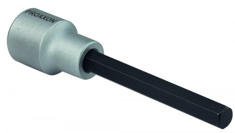 """PROXXON 23484 Innensechskant Einsatz HX5 5mm Länge 100mm Antrieb 12,5mm (1/2"""")"""