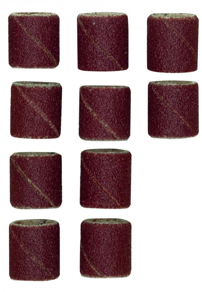 PROXXON 28981 Schleifbänder für Schleifzylinder Korn 150 10 Stück Ø10mm