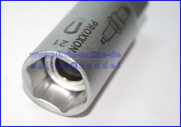 "21mm Zündkerzenschlüssel Magnetisch Zündkerzen Nuss 1//2/"" -Antrieb 12,5mm"