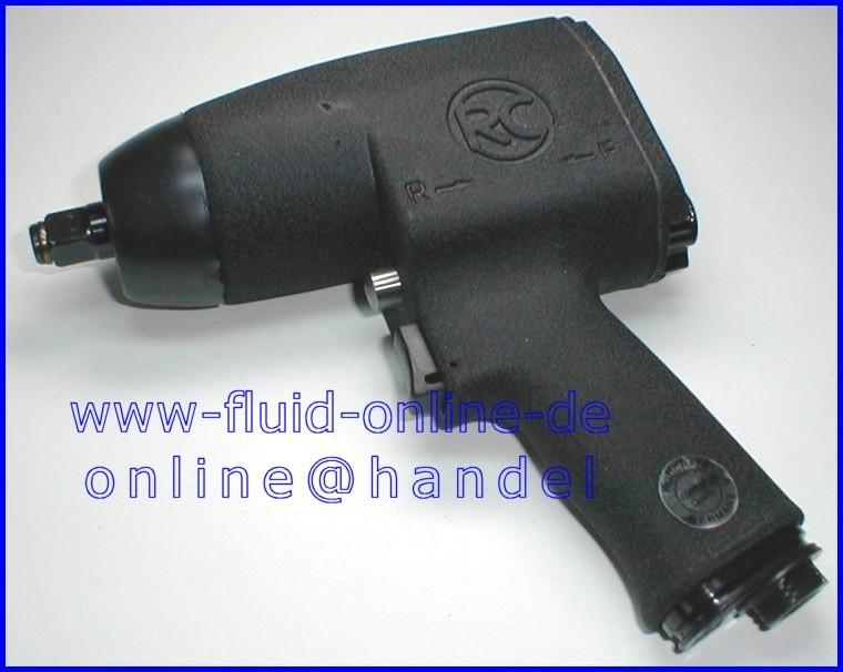 RODCRAFT 2205 Druckluft Schlagschrauber Antrieb 12,5mm (1/2
