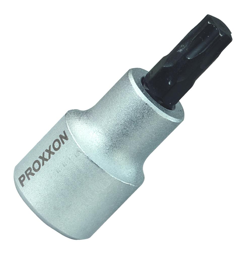 PROXXON 23493 TX45 TORX Einsatz Nuss 55mm lang Antrieb 12,5mm (1/2')