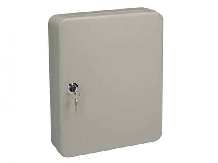 Perel SKC02 Schlüsselkasten Tresor / Safe für 48 Schlüssel mit Schlüsselschloß