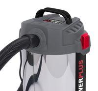 POWE60015 Staubsauger Nasssauger Trockensauger 1000 Watt 15 Liter