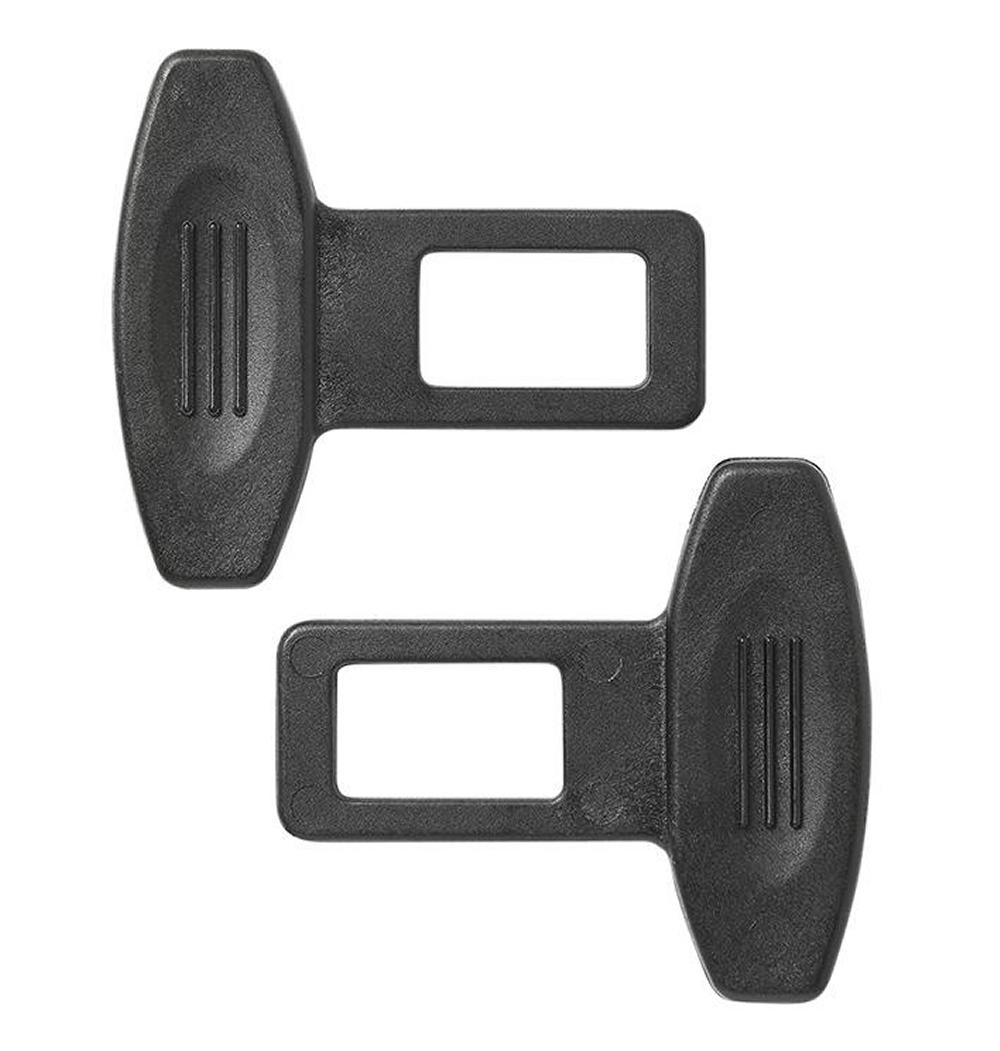 PATeurope ProPlus 240157 Paar Gurtschloß Alarm Stopper Adapter (2 Stück)