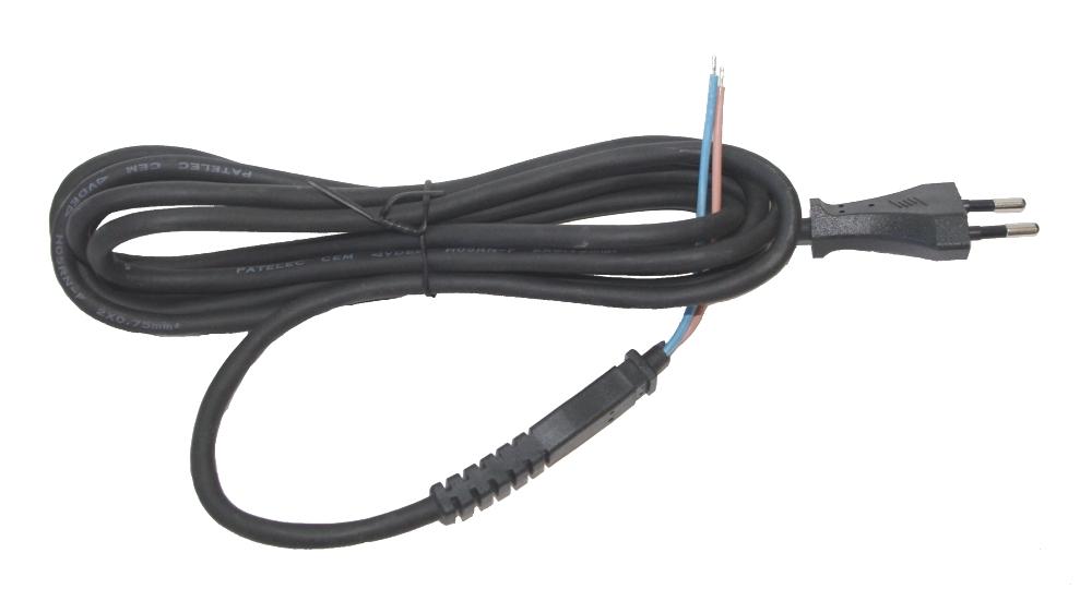 PROXXON 28xxx-230 Kabel mit Stecker & Knickschutz für 230 Volt Handgeräte