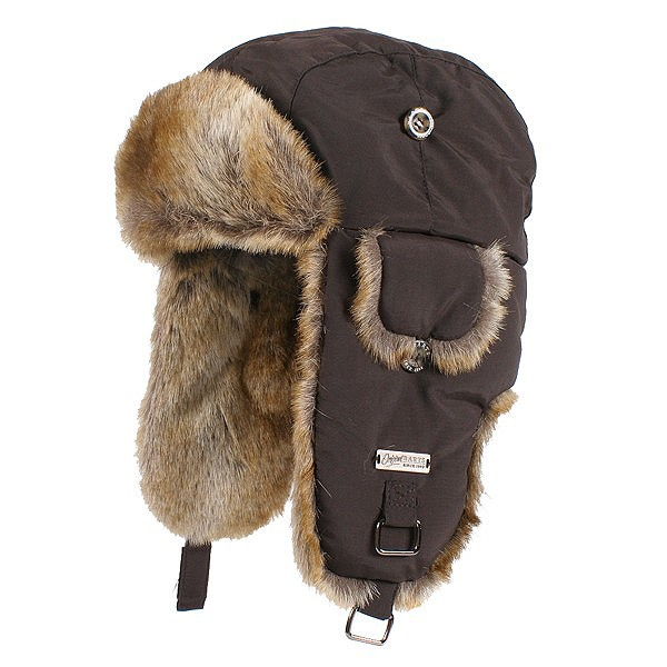 Barts Kamikaze Bomber Hat brown
